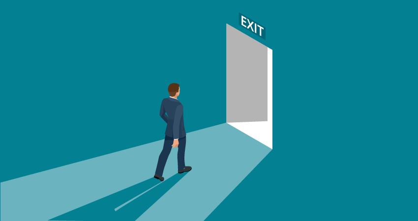 employee exit
